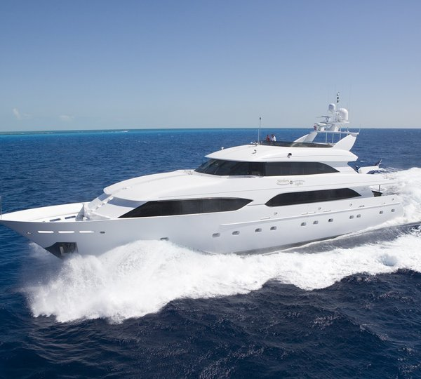 INVISION Yacht Charter Details, Westship
